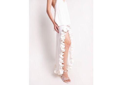 Cumulus Coiled Lei Skirt