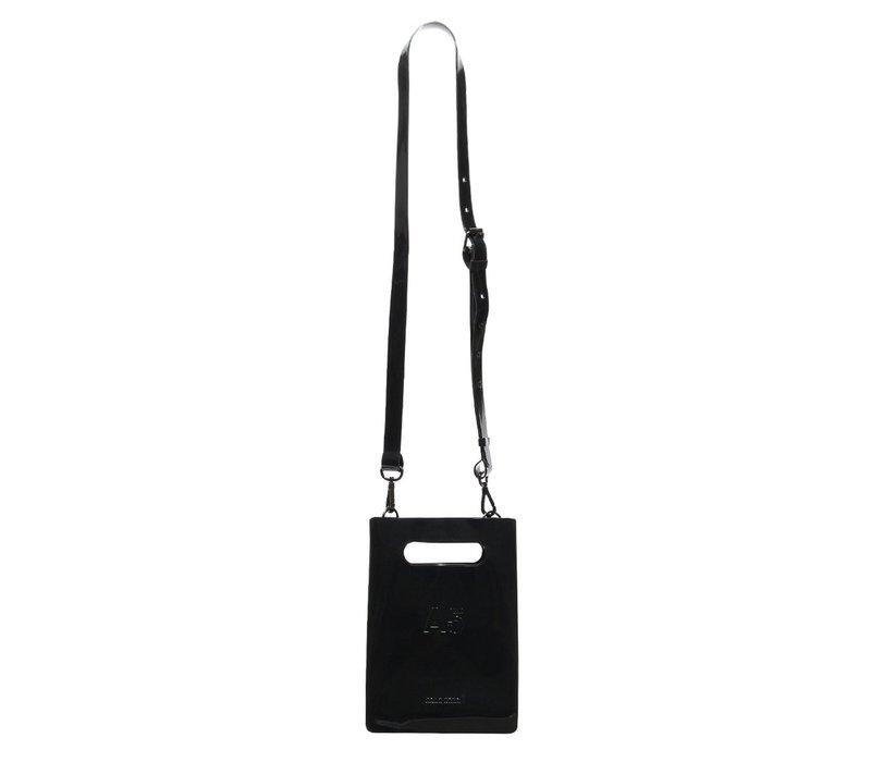 nana-nana Opaque PVC A5 Bag