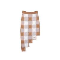 PH5 Cambridge Asymmetric Pencil Skirt