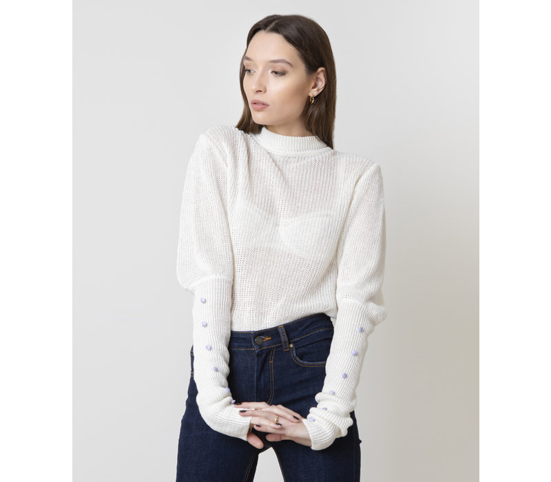 Valentine Witmeur Lab Inflasionist Sweater