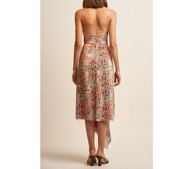 Sies Marjan Farrah Cocktail Dress