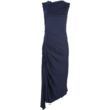 Sies Marjan Sies Marjan Fontana Side-Ruched Dress