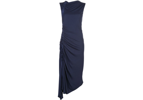 Sies Marjan Fontana Side-Ruched Dress
