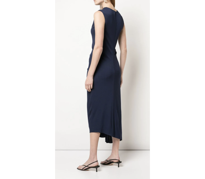 Sies Marjan Fontana Side-Ruched Dress