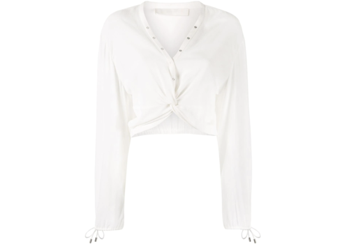 Dion Lee Twist Placket Blouse