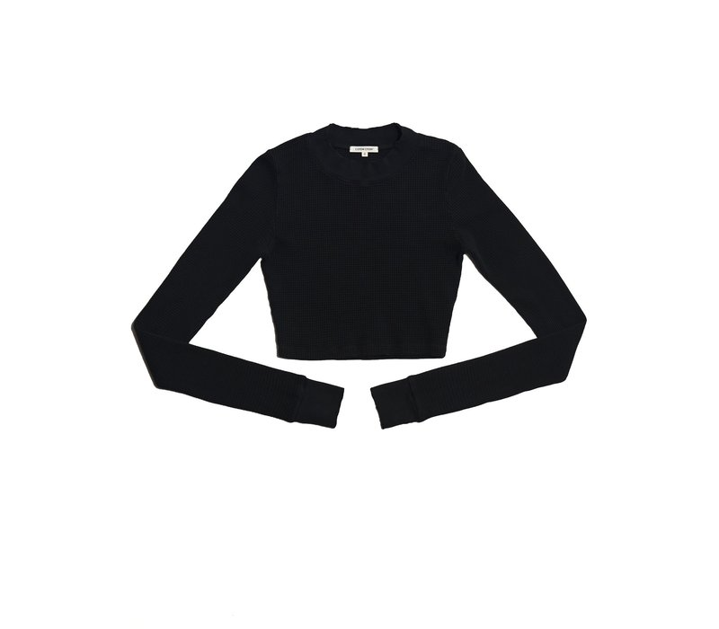 Cotton Citizen Monaco Crop LS Tee