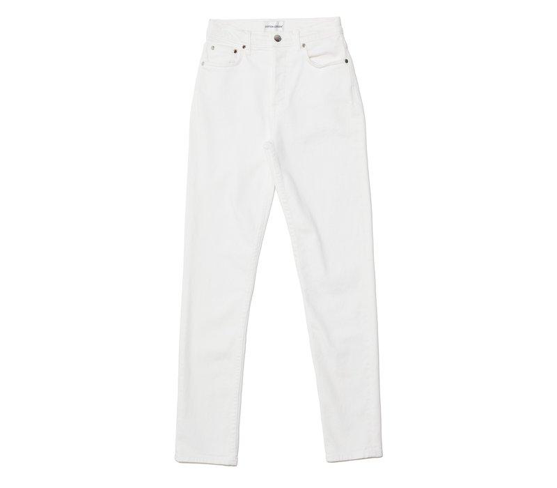 Cotton Citizen High Rise Split Skinny Jean