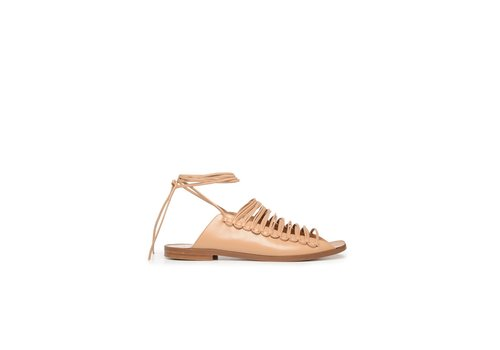Dion Lee Laced Coil Sandal