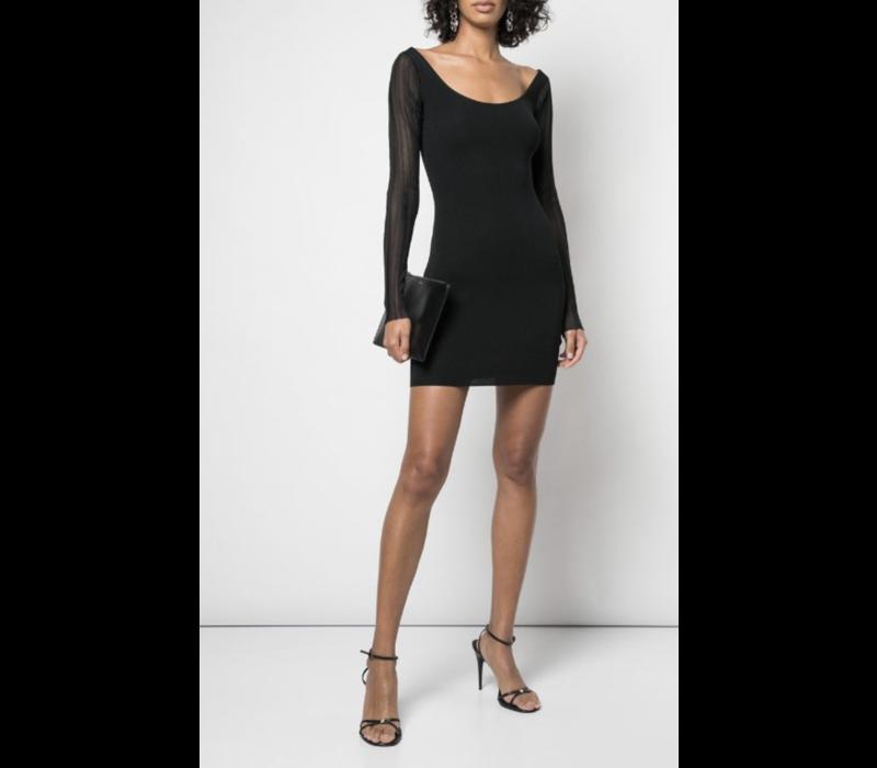 Dion Lee Opacity Mini Dress