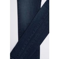 3x1 W3 Channel Seam High-Rise Skinny Jean No. 3 Blue