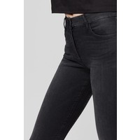 3x1 W3 Channel Seam High Rise Skinny Jean Black No. 5