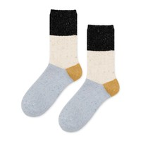 Hansel from Basel Trio Crew Sock