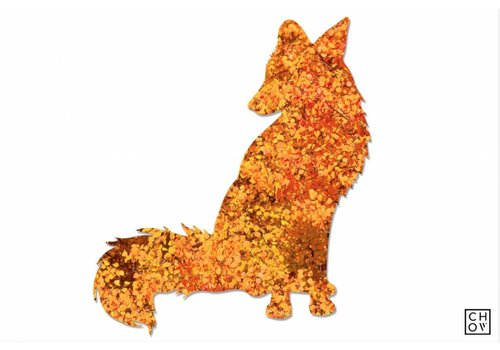 "Austin Chow ""Fall // Fox Avatar"""