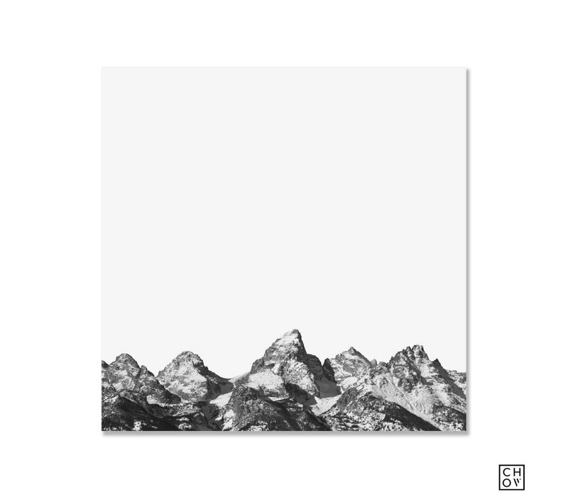 "Austin Chow ""Grand Tetons // Wyoming"""