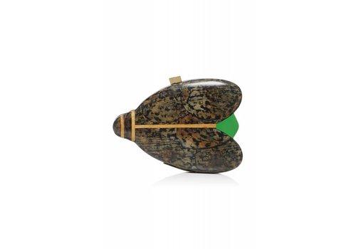 Serpui Firefly Clutch