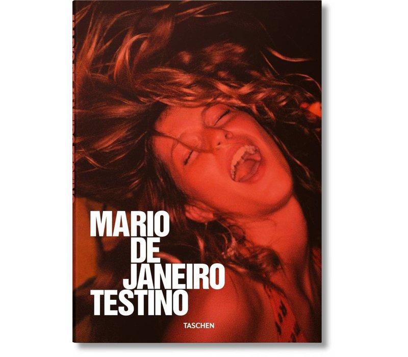 Taschen Mario Testino MaRIO DE JANEIRO Testino