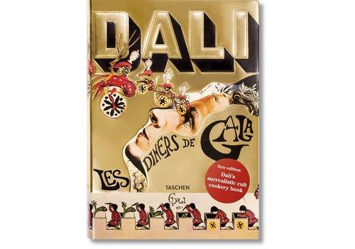 Taschen Dali Les Diners de Gala