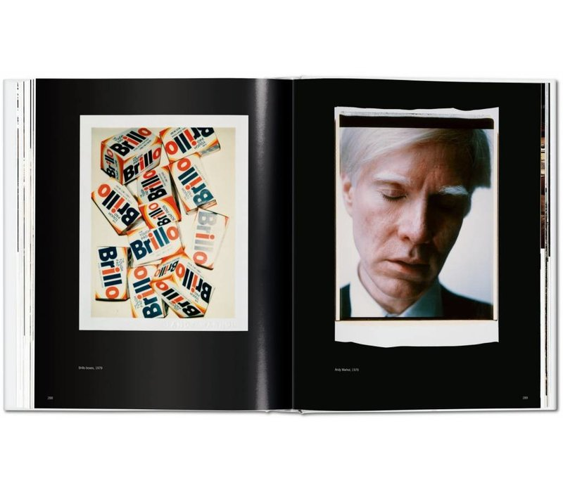 Taschen Andy Warhol Polaroids XL