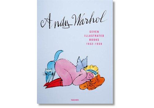 Taschen Andy Warhol Seven Illustrated Books