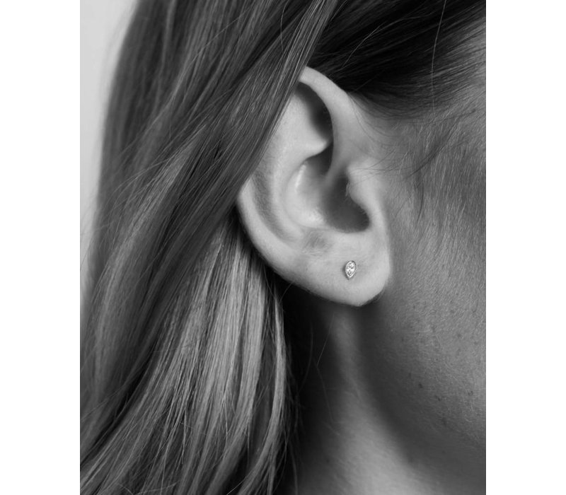 Meadowlark Petal Stud Earrings
