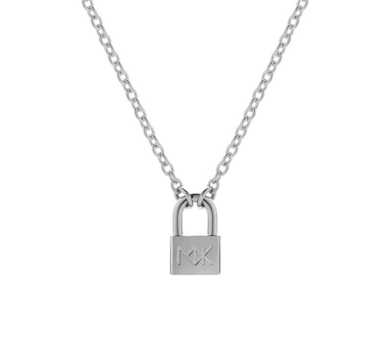 Meadowlark Lock Necklace