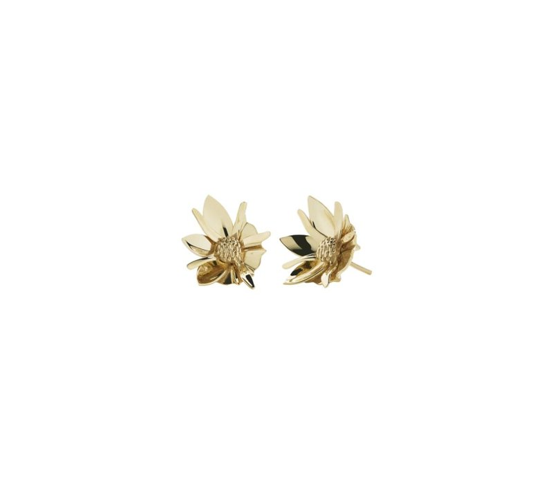 Meadowlark Wildflower Earrings