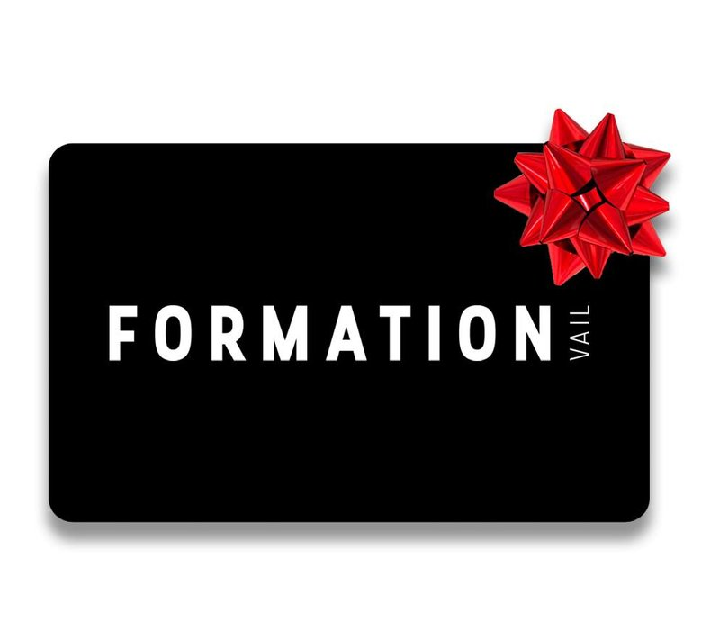 Formation Boutique $250 Gift Card