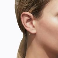 Shihara Diamond Post Earring