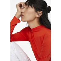 Closed Turtleneck Tee