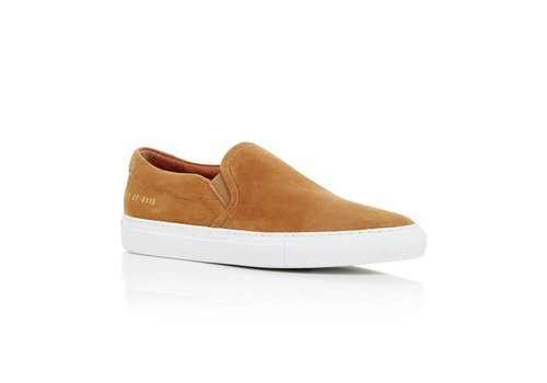 Common Projects Common Projects Slip On Suede