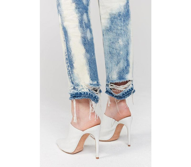 3x1 W3 Marble Higher Ground Crop Jean