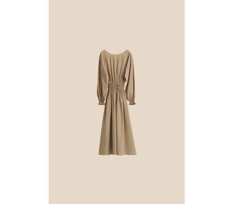 Aeron Gathered Waist Dress