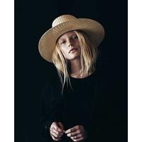 Janessa Leone Maxime Panama Hat