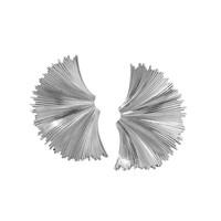 Meadowlark Large Vita Silver Earrings