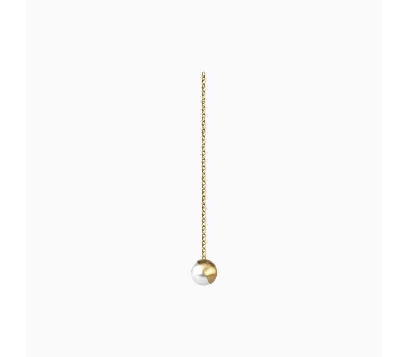 Shihara 45 Pearl Chain Earring