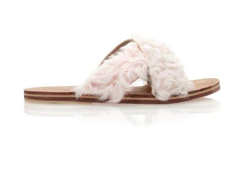Curly Goat Lamu Sandal