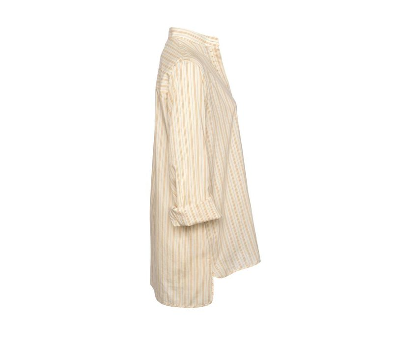 Arje Lu Mondrian Striped Shirt