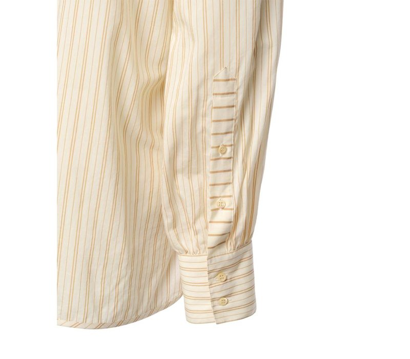 Arje Lu Mondrian Striped Shirt