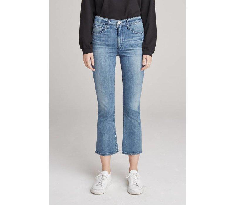 3x1 W4 Crop Boot Jean