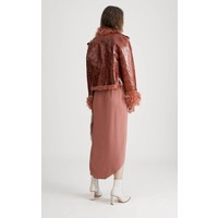 Dion Lee LH Shearling Jacket