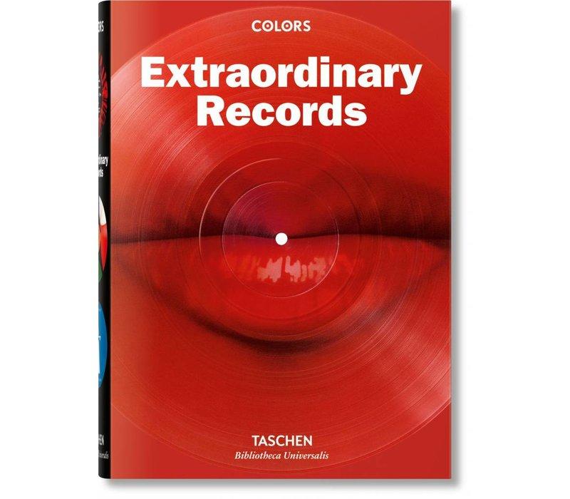 Taschen Extraordinary Records
