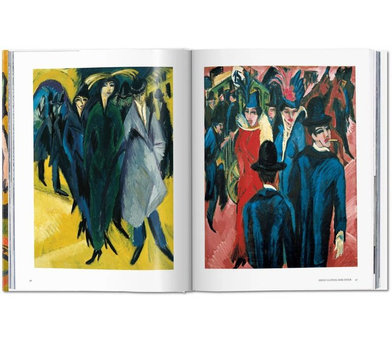 Taschen Expressionism A Revolution in German Art