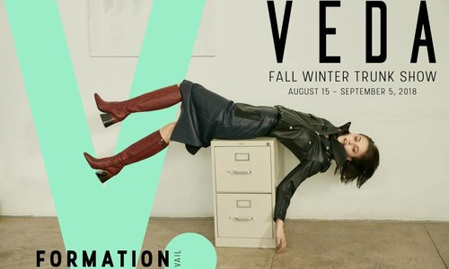 Veda x Formation | Fall Winter 2018 Trunk Show