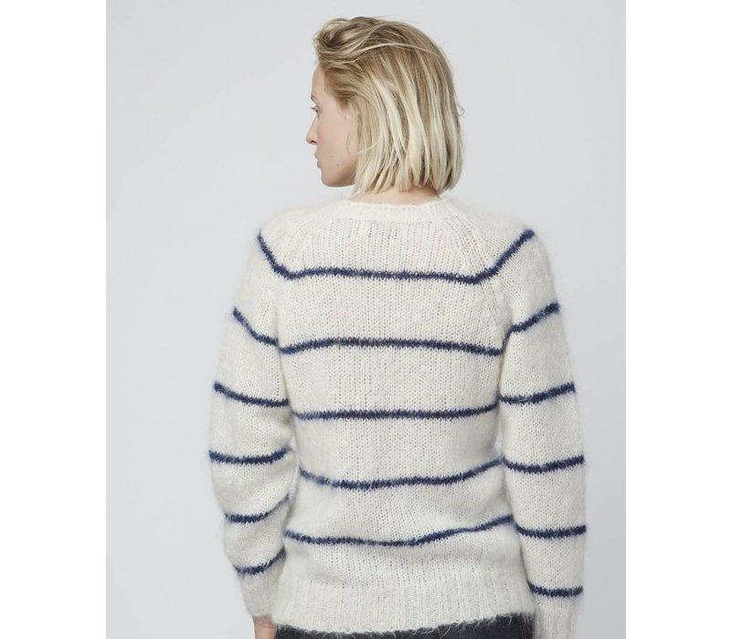 Officine Generale Mael Scottish Sweater