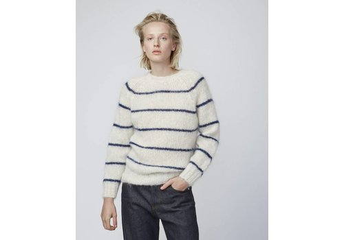 Officine Generale Mael Scottish Sweater