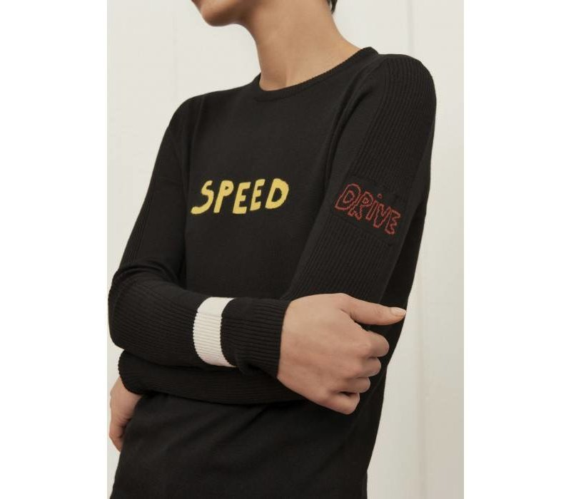 Bella Freud Speed Jumper