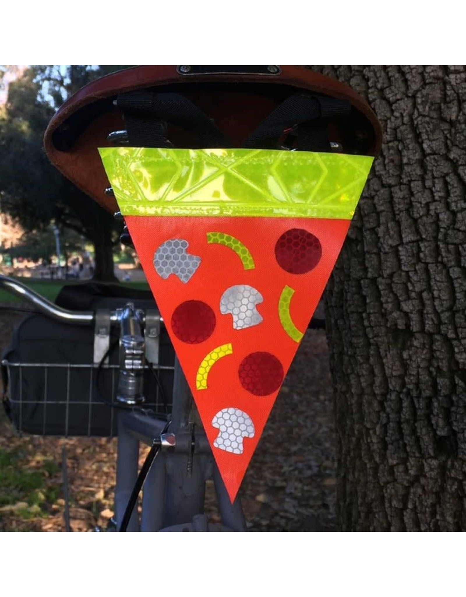 Safety Pizza Full Slice