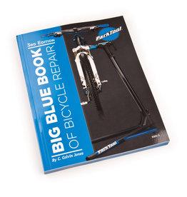 Park Tool Big Blue Book of Bike Repair (BBB-3 3rd Edition)