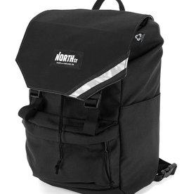 Morrison Convertible Pannier/Backpack Black