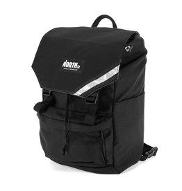 Morrison Convertible Pannier/Backpack Black